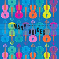 Many Voices album cover