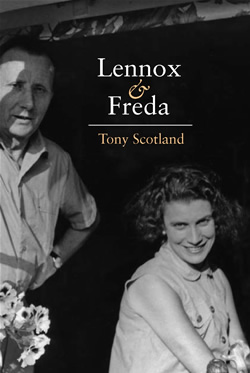 'Lennox and Freda' by Tony Scotland book cover