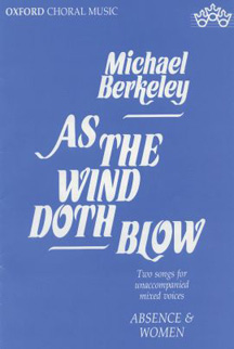 As the wind doth blow cover image