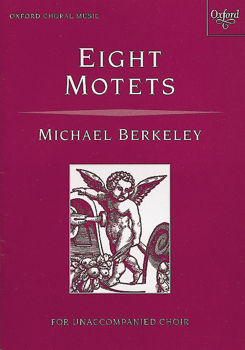 Eight Motets cover image