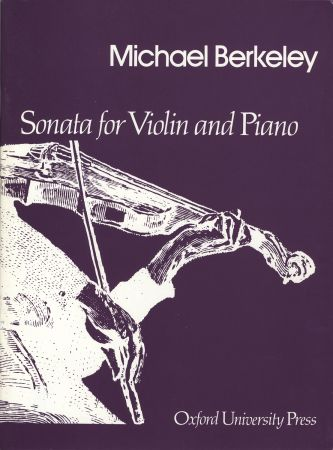 Sonata for Violin and Piano cover image