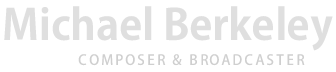 Michael Berkeley logo text